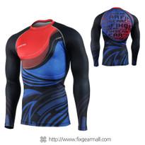 FIXGEAR CFL-93 Compression Base Layer Long Sleeve Shirts