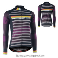 FIXGEAR CS-WH701 Women's Long Sleeve Cycling Jersey