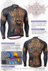 FIXGEAR CS-2701 Men's Cycling Jersey long sleeve description