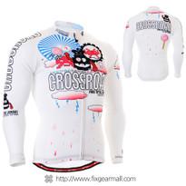 FIXGEAR CS-2901 Men's Cycling Jersey long sleeve