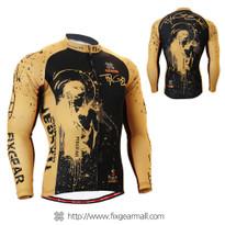 FIXGEAR CS-3201 Men's Cycling Jersey long sleeve