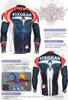 FIXGEAR CS-3501 Men's Cycling Jersey long sleeve description