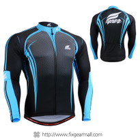 FIXGEAR CS-5601 Men's Cycling Jersey long sleeve