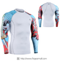 FIXGEAR CPD-W77 Compression Base Layer Long Sleeve Shirts