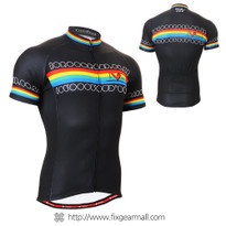 FIXGEAR CS-202 Men's Cycling Jersey Short Sleeve