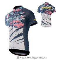 FIXGEAR CS-C102 Men's Short Sleeve Cycling Jersey
