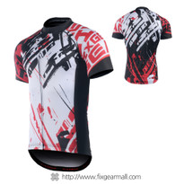 FIXGEAR CS-G802 Men's Short Sleeve Road Cycling Jersey