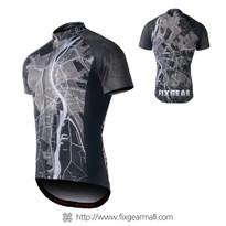 FIXGEAR CS-G1502 Men's Short Sleeve Road Cycling Jersey