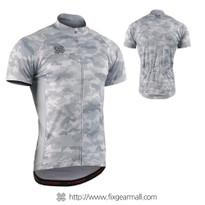 FIXGEAR CS-M1G2 Men's Short Sleeve Road Cycling Jersey