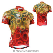 FIXGEAR CS-402 Men's Cycling Jersey Short Sleeve