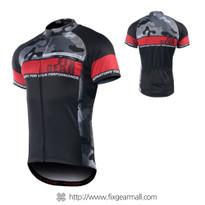 FIXGEAR CS-M502 Men's Short Sleeve Road Cycling Jersey