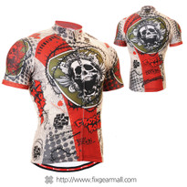 FIXGEAR CS-502 Men's Cycling Jersey Short Sleeve
