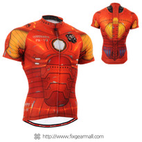 FIXGEAR CS-802 Men's Cycling Jersey Short Sleeve
