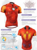 FIXGEAR CS-802 Men's Cycling Jersey Short Sleeve description