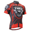 FIXGEAR CS-1302 Men's Cycling Jersey Short Sleeve Front