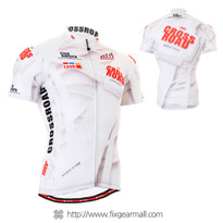 FIXGEAR CS-1402 Men's Cycling Jersey Short Sleeve