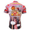 FIXGEAR CS-1602 Men's Cycling Jersey Short Sleeve Rear