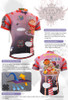 FIXGEAR CS-1602 Men's Cycling Jersey Short Sleeve Description