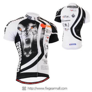 FIXGEAR CS-2202 Men's Cycling Jersey Short Sleeve