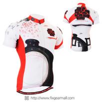 FIXGEAR CS-2502 Men's Cycling Jersey Short Sleeve