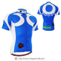 FIXGEAR CS-2602 Men's Cycling Jersey Short Sleeve