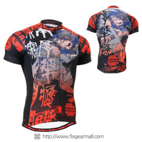 FIXGEAR CS-2802 Men's Cycling Jersey Short Sleeve