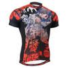 FIXGEAR CS-2802 Men's Cycling Jersey Short Sleeve Front