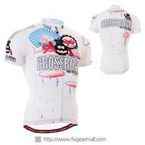 FIXGEAR CS-2902 Men's Cycling Jersey Short Sleeve