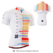FIXGEAR CS-3302 Men's Cycling Jersey Short Sleeve