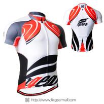 FIXGEAR CS-3602 Men's Cycling Jersey Short Sleeve