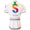 FIXGEAR CS-g702 Men's Cycling Jersey Short Sleeve Rear