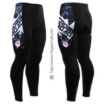 FIXGEAR LT-17 Men`s Cycling Padded Pants