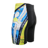 FIXGEAR ST-19B Mens Cycling Padded Shorts Rear