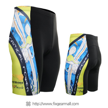 FIXGEAR ST-19B Mens Cycling Padded Shorts