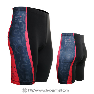 FIXGEAR ST-g6 Mens Cycling Padded Shorts