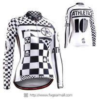 FIXGEAR CS-W601 Women's Long Sleeve Cycling Jersey
