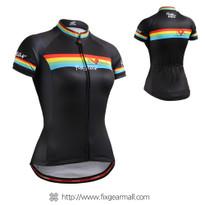 FIXGEAR CS-W202 Women's Short Sleeve Cycling Jersey