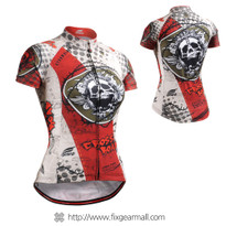 FIXGEAR CS-W502 Women's Short Sleeve Cycling Jersey