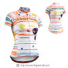 FIXGEAR CS-W2002 Women's Short Sleeve Cycling Jersey