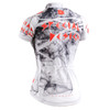 FIXGEAR CS-W2102 Women's Short Sleeve Cycling Jersey rear view
