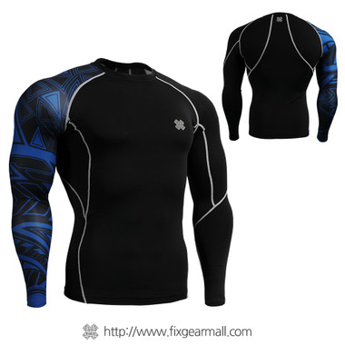 FIXGEAR CP-B1 Compression Base Layer Shirts