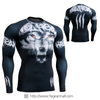 FIXGEAR CFL-18 Compression Base Layer Shirts
