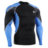 FIXGEAR C3L-B70B Compression Base Layer Shirts front view