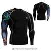 FIXGEAR CP-B3 Compression Base Layer Shirts