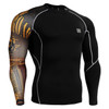 FIXGEAR CP-B27 Compression Base Layer Shirts