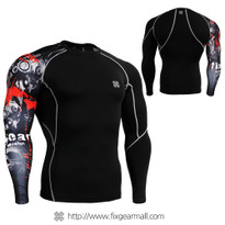 FIXGEAR CP-B30 Compression Base Layer Shirts