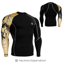 FIXGEAR CP-B32 Compression Base Layer Shirts