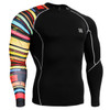 FIXGEAR CP-B33 Compression Base Layer Shirts Front