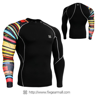 FIXGEAR CP-B33 Compression Base Layer Shirts