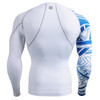 FIXGEAR CP-W2 Compression Base Layer Shirts Rear
